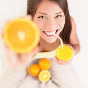 PMS Symptome lindern Vitamine