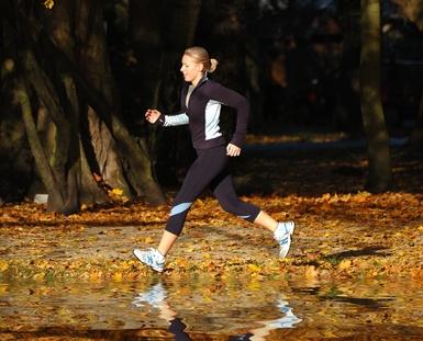 PMS Symptome lindern durch Laufen